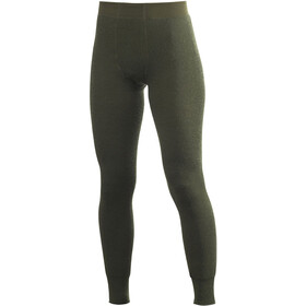 Woolpower Unisex 400 Long Johns pine green